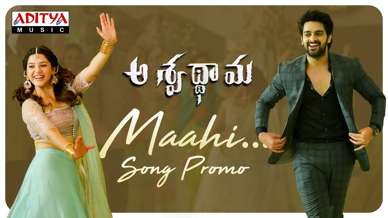 Maahi Song Promo From Aswathama