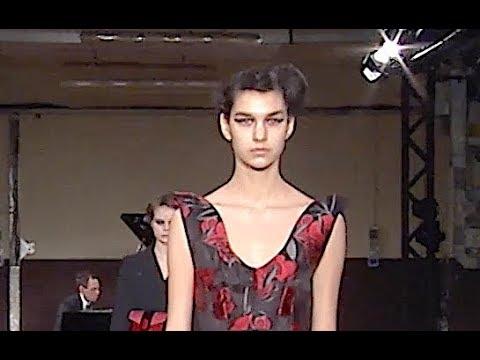 ANTONIO MARRAS Women and Men Fall 2019 Milan - Fashion Channel
