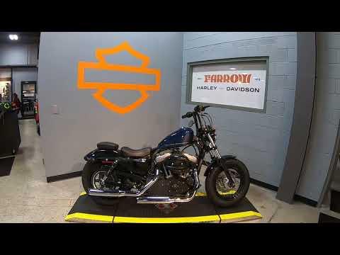2012 Harley-Davidson Forty-Eight XL 1200X