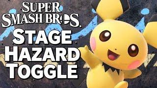 Super Smash Bros. Ultimate - STAGE HAZARD TOGGLE CONFIRMED! – Aaronitmar - dooclip.me