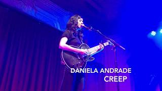 Creep (cover) by Daniela Andrade |  Live in London! Europe Tour 2017