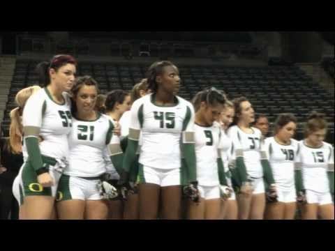 Video of Oregon Acro & Tumbling 2011