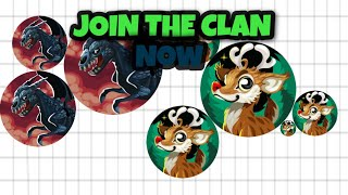 COME JOIN MY AGAR.IO CLAN! (EVERYTHING IN DESCRIPTION)