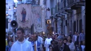 preview picture of video 'Festa di Maria Ausiliatrice Alì Terme (ME) 24/05/2014'