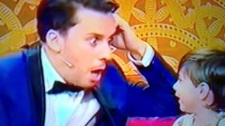 """Шоу """"Лучше всех"""". Александр Майоров 3 года. г. Астрахань."""