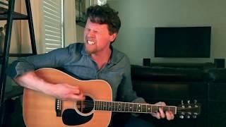 "Josh Martin sings Darrell Scott's ""Long Time Gone"""