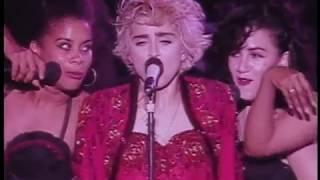 Madonna   La Isla Bonita (Live In Concert Ciao Italia).HD