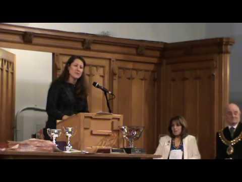 Presentation Evening 2017 Address - Ingrid Murray (Old Girl)