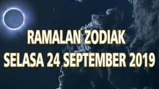 Ramalan Zodiak Selasa 24 September 2019