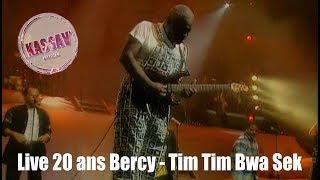 KASSAV'   LIVE 20 ANS BERCY   TIM TIM BWA SEK