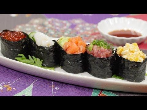 Gunkanmaki (Gunkan Sushi Recipe)