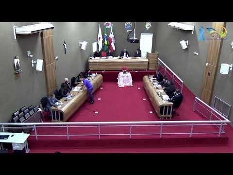 Reunião Ordinária - Câmara Municipal de Arcos (25/11/2019) - PARTE 02