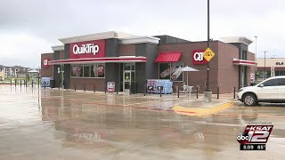Video: QuikTrip debuts first store in San Antonio with plans to expand across area