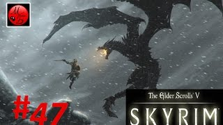 """The Elder Scrolls V. SKYRIM. Прохождение часть 47 - """"Новая чешуя и новые пушки"""""""