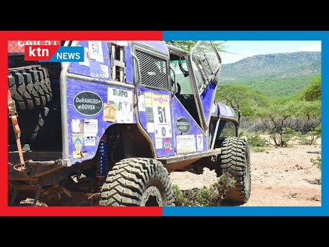 Rhino Charge surpasses its target, raises over Ksh.140 million as competition enters final day