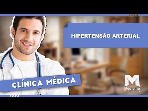 Esteatose hepática, e hipertensão