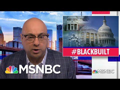 Velshi on Black History Month: Enslaved Black Americans Built America's Most Treasured Landmarks