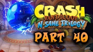 Crash Bandicoot N. Sane Trilogy - Part 40 (100% Crash 2 Cortex Strikes Back Platinum Trophy)