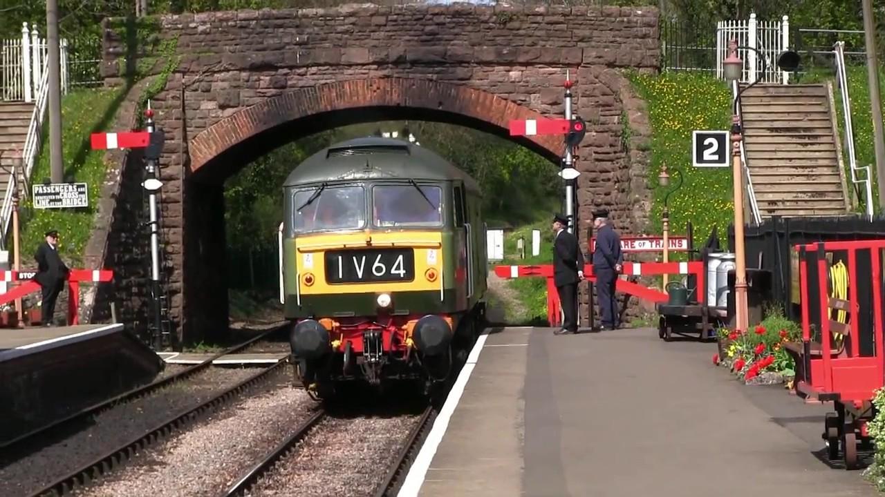 West Somerset Railway April 2014