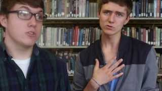 """One Direction- """"Kiss You"""" cover by Joshua Allen and Elijah Keck"""