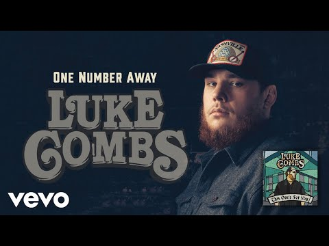 Luke Combs - One Number Away (Official Audio)