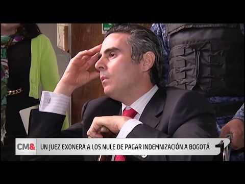 Exoneran a los Nule de pagar millonaria indemnizacion por obras en Bogota