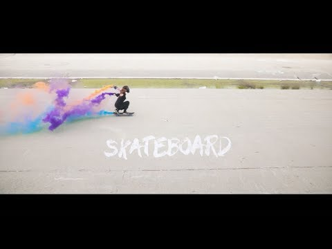 Skateboard Lyric Video