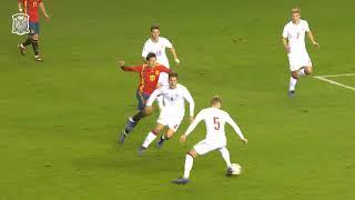 Resumen España 4-1 Dinamarca. Amistoso Sub-21