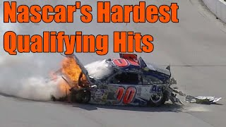 Nascar's Hardest Qualifying Hits