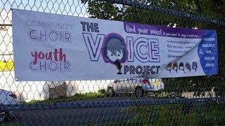 Jenny Cheung – The Voice Project