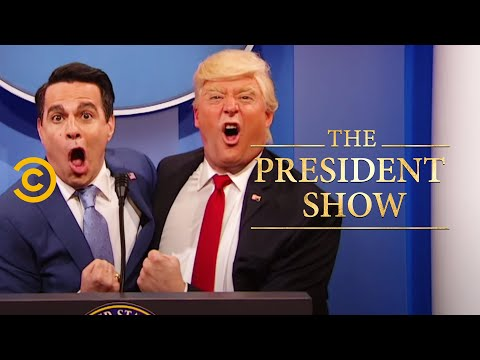Welcome to Reality - The President Show