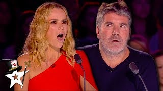 How Did They Do That? Best Magicians on Britain's Got Talent 2019 | Magicians Got Talent