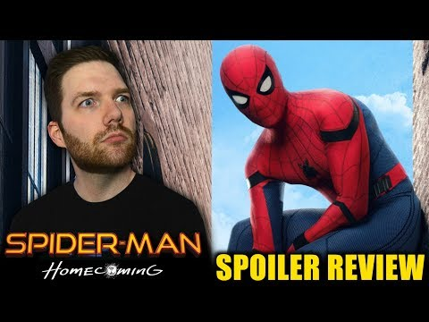 Spider-Man: Homecoming - Spoiler Review