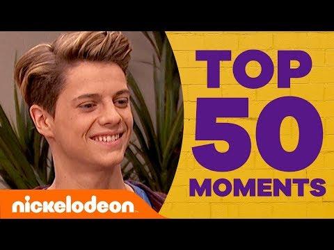 Jace Norman's TOP 50 Moments! Ft. Henry Danger, The Thundermans, & More! | #NickStarsIRL