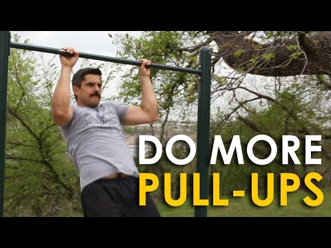 How To Do More Than One Pull-Up In A Row