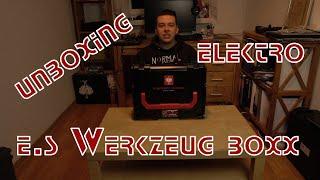 Unboxing - Engelbert Strauss e.s. Werkzeug Boxx (Elektro)   LoneWolfUrbexTV