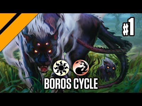 Boros Cycle - Bo3 Standard P1 | Ikoria | MTG Arena