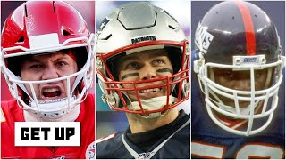 Who in NFL history would you draft No. 1 overall? | Get Up