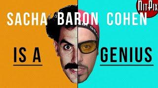 Why Sacha Baron Cohen Is A Genius   NitPix