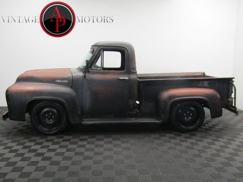 Video of '53 F100 - QA52
