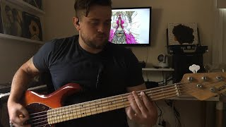 Every Time I Die - Who Invited The Russian Soldier Bass Cover