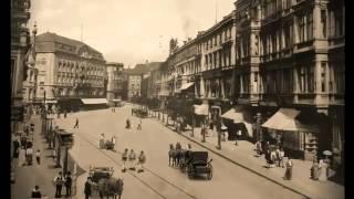 preview picture of video 'Bytom z roku 1921,  Plac Franciszka Józefa - ożywiona pocztówka'