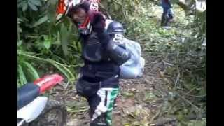 preview picture of video 'Bangi MX - Trail to Jeram Berembun, Semenyih'