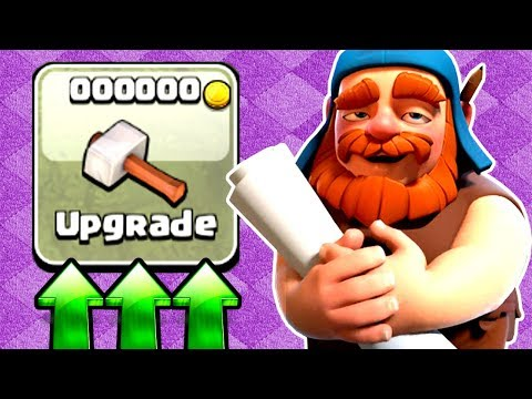 MY FINAL UPGRADE BEFORE TOWN HALL 13!