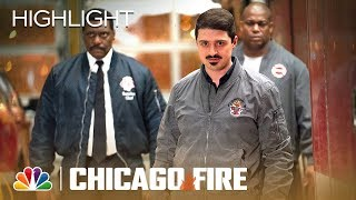 The Stowaway   Chicago Fire (Episode Highlight)