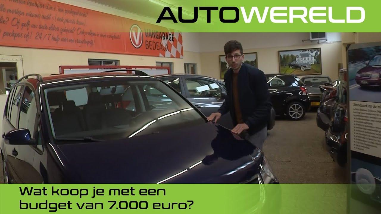Vakgarage Wegwijzer – Wat koop je met een budget van 7.000 euro?