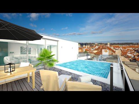 Prodej bytu 2+kk 115 m2 Bieblova, Praha