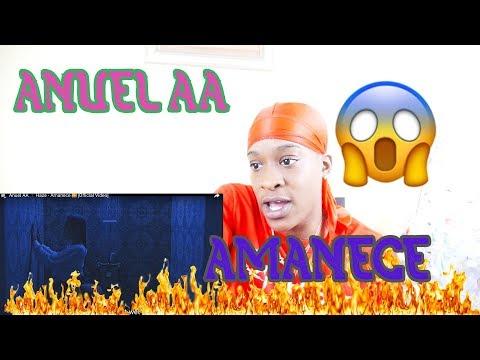 Anuel AA ➕ Haze - Amanece 🌅 [Official Video] REACTION VIDEO | KINGTV VLOGS