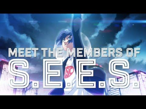 Meet The Members of S.E.E.S.