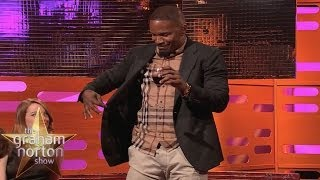 Jamie Foxx's Sexy Singing - The Graham Norton Show